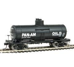 Walthers #920-100523 Type 21 ACF 10,000-Gallon Tank Car - Pan-Am Oils SHPX #10812