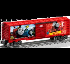 "Lionel #1928660 Thomas the Tank ""James"" Boxcar"