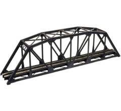 Atlas #2070 Code 55 Truss Bridge Kit- Black