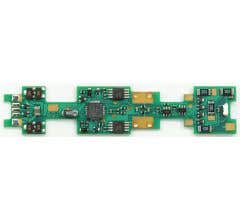 TCS #1414 K4D6 Six function drop-in decoder for the N Scale Kato MP36ph Metra