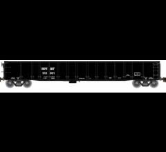 Atlas #20005114 Thrall 2743 Gondola BNSF #513183