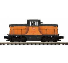MTH #20-20718-1 Milwaukee Road 44 Ton Phase 1c Diesel Engine With Proto-Sound 3.0 (Special Order)
