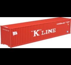 Atlas #50004162 40' Standard Height Container K-Line.com Set #1