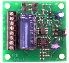 NCE #5240115 (Snap-It) Accessory decoder for one twin coil motor switch machine Snap-It