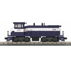 MTH #30-20838-1 SW1500 Diesel Switcher w/Proto-Sound 3.0 - Long Island (Blue/White - Trainworld) # 100