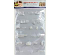 JTT #97470 Outcroppings, All-scale 2/pk
