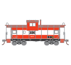 Athearn Roundhouse #1352 Wide Vision Caboose - Frisco #1237