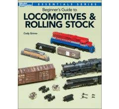 Kalmbach #12800 Beginner's Guide to Locomotives & Rolling Stock