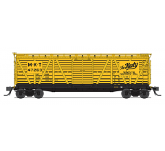 Broadway Limited #5882 MKT Stock Car Cattle Sounds