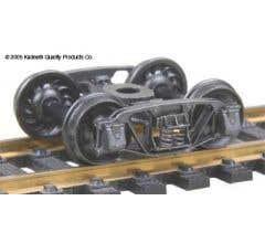 Kadee #509 HO-Scale Andrews (1898) Trucks