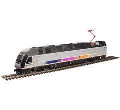 Atlas #10002851 ALP-45DP Locomotive w/DCC & Sound - NJ Transit #4518