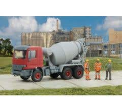 Walthers #949-11008 Cement Mixer Kit