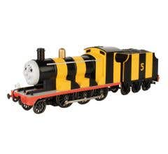 Bachmann #58821 Thomas & Friends - BUSY BEE JAMES (WITH MOVING EYES)