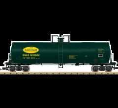 LGB #40872 DNAX Railcare Tank Car