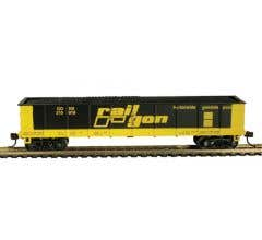 Mantua #731224 40' Gondola w/Coal - Railgon