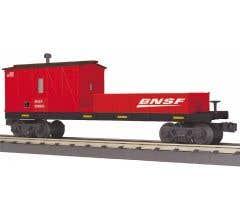 MTH 30-79554 BNSF Crane Tender Car