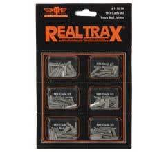 MTH #81-1014 HO RealTrax Track Railjoiner Pack (48 Ct)