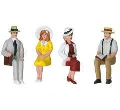 LGB #53010 Set of Figures for USA - Seated