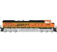 Bachmann #90902 BNSF #4490 Dash 9 Diesel