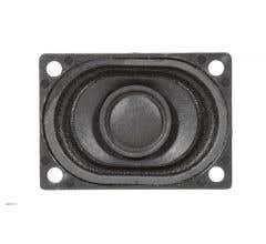 SoundTraxx #810078 Medium Oval Speaker