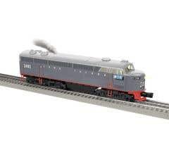 Lionel Trains 2233700  Long Island LEGACY C Liner #2402 (Trainworld Exclusive)