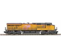 MTH #20-21122-1 UP ES44AC Diesel Engine w/Proto-Sound 3.0 (Hi-Rail Wheels)