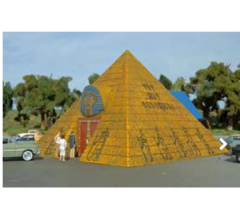 Bachmann #35208 Tut Hut Souvenirs - Roadside U.S.A