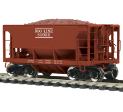 MTH #80-97040 70-Ton Center Discharge Ore Car - SOO Line