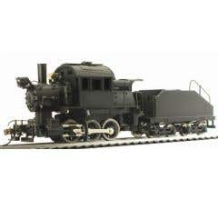 cancelled Mantua #389104 0-6-0 Goat Switcher & Tender W/DCC & SOUND- Undecorated