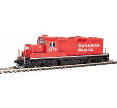 Walthers #910-10405 EMD GP9 Phase II with Chopped Nose - Canadian Pacific #1579