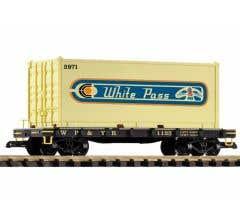 PIKO #38751 WP&YR Container Car