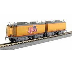 Kato #106-085 Union Pacific Water Tender 2-Car Set