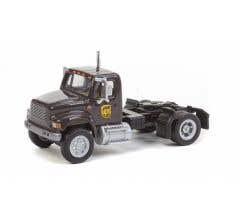 Walthers #949-11193 International 4900 Single-Axle Semi Tractor Only - UPS