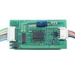 NCE #5240111 (D408SR) Decoder 4 amp, 8 Function D408
