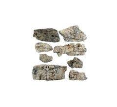 Woodland Scenics #C1137 Faceted Ready Rocks