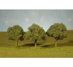 """Bachmann #32013 3"""" - 3"""" Oak Trees"""