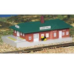 Bachmann #45908 Passenger Station (Built Up)