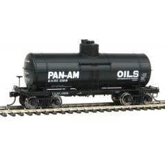 Walthers #920-100524 Type 21 ACF 10,000-Gallon Tank Car - Pan-Am Oils SHPX #10818