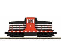 MTH #20-21113-1 Springfield Terminal GE 44Ton Diesel Engine w/Proto-Sound 3.0 (Hi-Rail Wheels)