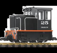 Piko #38500 D&RGW 25 Ton Diesel Switcher
