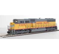 Walthers #910-10312 EMD SD60M with 3-Piece Windshield - Union Pacific #2348