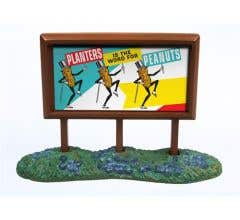 Classic Metal Works #21002 1960's Country Billboard (Planters Peanuts)