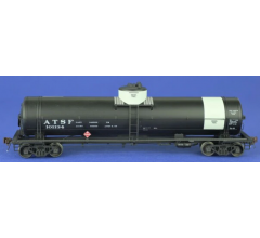 American Limited Models #1845 GATC Tank Car - ATSF#101134