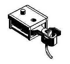 Micro Trains #00102014 N Coupler Conversion Kit #1027 (BMC short shank)