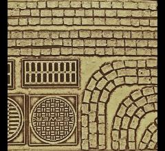 Chooch #8659 Flexible Cobblestone Street Details (large)