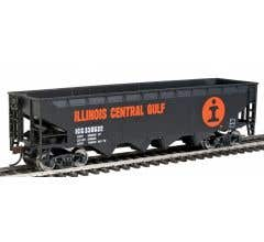 Walthers #931-1426 Offset Hopper - Illinois Central