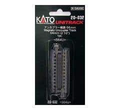 "Kato #20-032 64mm (2 1/2"") Uncoupler Track [1 pc]"
