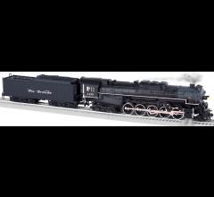 Lionel #1931750 Rio Grande 2-10-4 #1450 (Built To Order)