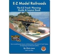 Bachmann #99978 E-Z Model Railroads Planning Guide and Layout Book