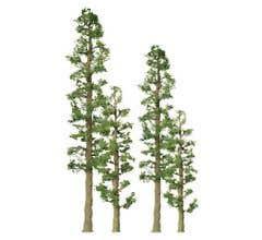 """JTT #94231 Cedar Trees - 3"""" Tall (4 per pack)"""